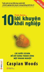 10 Lời Khuyên Khởi Nghiệp PDF/Ebook/Epub/Mobi