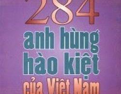 Sách 284 Anh Hùng Hào Kiệt Của Việt Nam PDF/Ebook