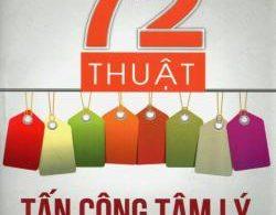 72 Thuật Tấn Công Tâm Lý Trong Bán Lẻ PDF/Ebook/EPub/Mobi