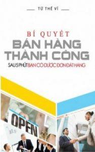 Bí Quyết Bán Hàng Thành Công Sau 5 Phút PDF/Ebook/Epub/Mobi