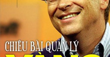 Chiêu Bài Quản Lý Vàng Của Bill Gates PDF/Ebook/Epub/Mobi