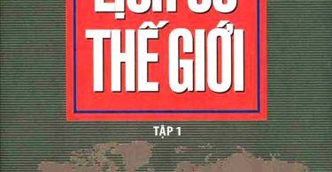 Sách Lịch Sử Thế Giới - Tập 1 PDF/Ebook