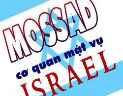 Sách Mossad - Cơ Quan Mật Vụ Israel PDF/Ebook/Epub