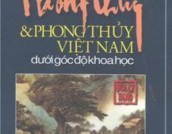 Nghiên Cứu Phong Thủy & Phong Thủy Việt Nam Dưới Góc Độ Khoa Học PDF