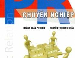 Phong Cách Pr Chuyên Nghiệp PDF/Ebook/EPub/Mobi