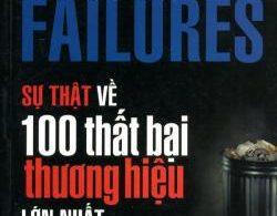 Sự Thật Về 100 Thất Bại Thương Hiệu Lớn Nhất Của Mọi Thời Đại PDF/Ebook