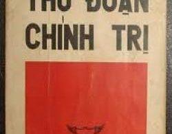 Sách Thủ Đoạn Chính Trị PDF/Ebook/Epub/Mobi