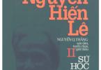 Sách Tuyển Tập Nguyễn Hiến Lê - Tập 2 : Sử Học PDF/Ebook