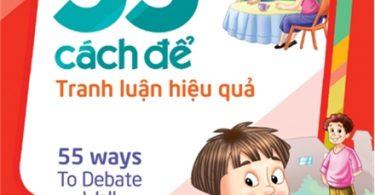 55 Cách Để Tranh Luận Hiệu Quả PDF/Ebook/Epub/Mobi