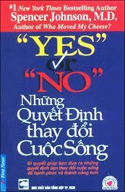 Yes or no những quyết định thay đổi cuộc sống PDF/Ebook/Epub/Mobi