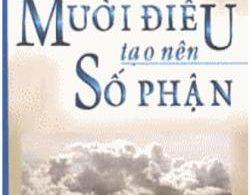 Mười Điều Tạo Nên Số Phận PDF/Ebook/Epub/Mobi