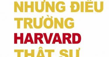 Những Điều Trường Harvard Thật Sự Dạy Bạn PDF/Ebook/Epub/Mobi