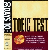 30 Days To The TOEIC Test (Ebook+Audio)