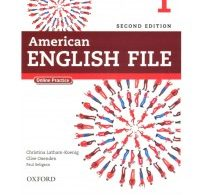Sách American English File Starter 1,2,3,4,5 Full Ebook +Audio