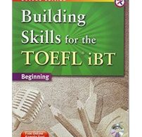 Building Skills For The TOEFL IBT (Ebook +Audio)