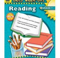 Sách Daily Warm-Ups Reading Grade 6 PDF/Ebook