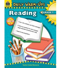 Sách Daily Warm-Ups Reading Grade 6 PDF/Ebook
