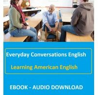 Sách Everyday Conversations English Ebook + Audio