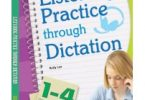 Sách Listening Practice Through Dictation 1,2,3,4 Full EBook+Audio