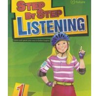 Tải Bộ Sách Step By Step Listening 1,2,3 Full Book+Audio+Answer Key