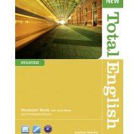 Sách Total English Starter EBook+Audio