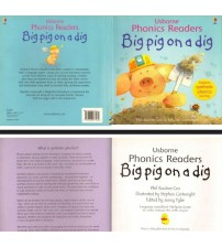 12 Bộ Sách Usborne Phonics Readers Ebook +Audio