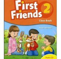 Tải Sách First Friends 1 Full EBook + Audio