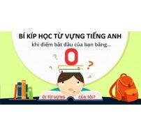 Sách Sổ Tay Bí Kíp Từ Vựng Tiếng Anh Cho Người Bắt Đầu PDF/Ebook