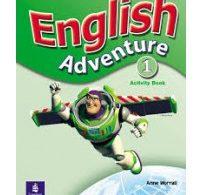 Bộ Sách Tiếng Anh English Adventure 1,2,3,4 PDF/Ebook+Audio
