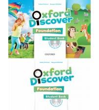Sách Oxford Discover Foundation EBook + Audio