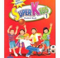 Sách Superkids 1-2-3-4-5-6 Full PDF/EBook