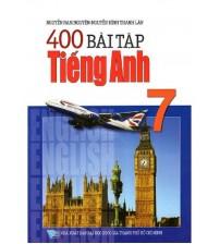 400 Bài Tập Tiếng Anh 7