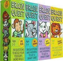 Brain Quest 2 3 4 5 6 Ages