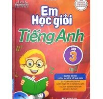 Bộ Sách Em Học Giỏi Tiếng Anh Lớp 3 Bản Đẹp