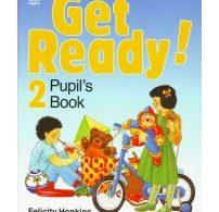 Tải Bộ Sách Get Ready 2 (Ebook+Audio Bản Đẹp)